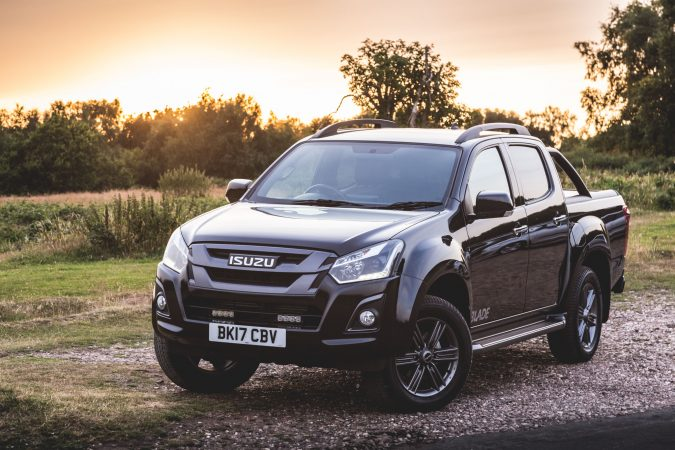 Living With The Isuzu D