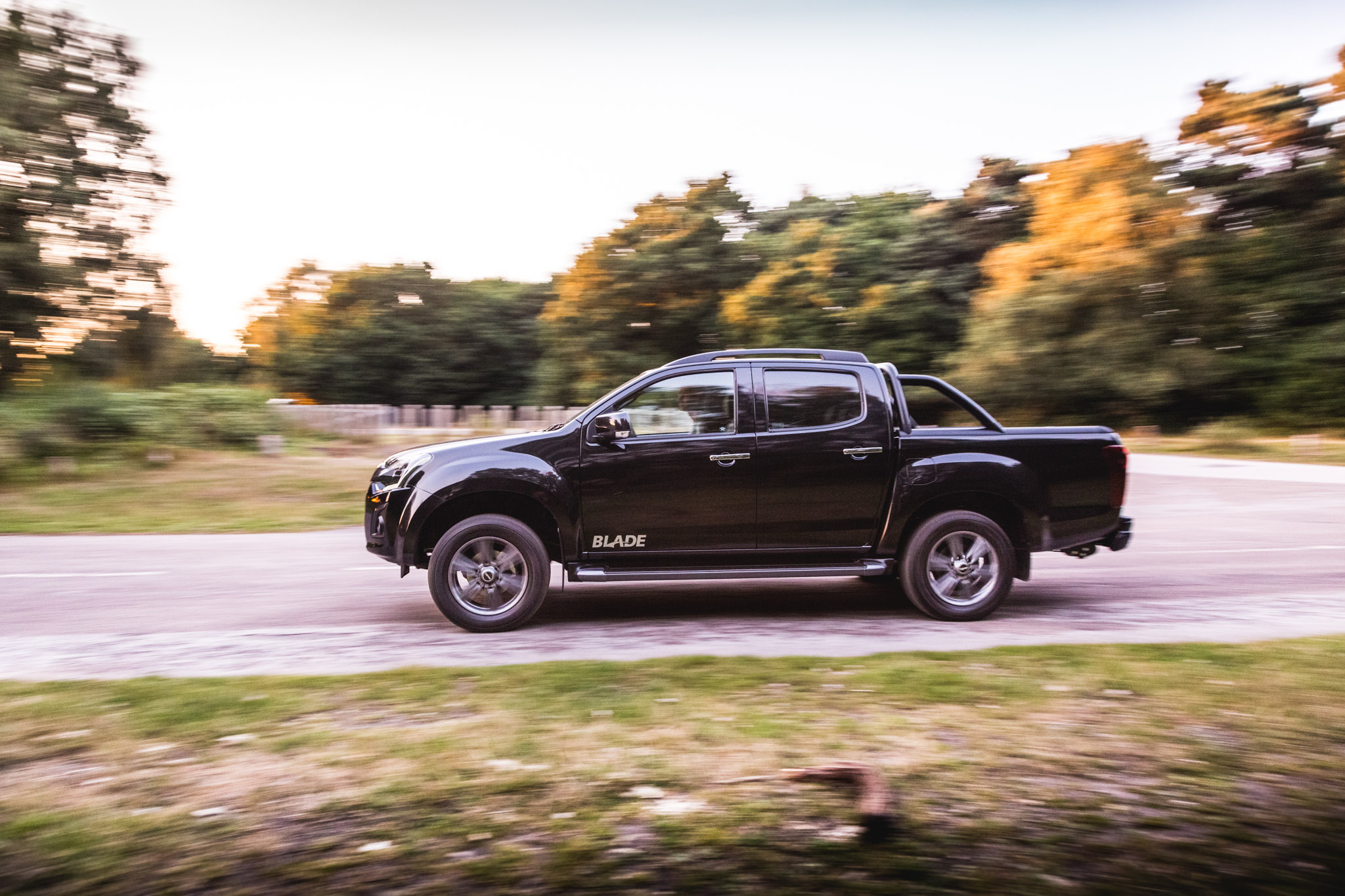 Living With The Isuzu D Max Blade