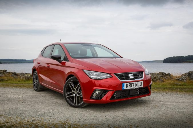 2017 seat ibiza fr review motor verso. Black Bedroom Furniture Sets. Home Design Ideas