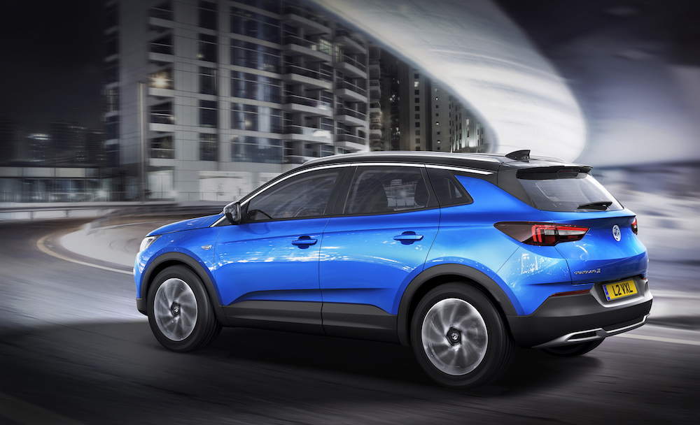 The Vauxhall Grandland X A New Frontier In Car Safety