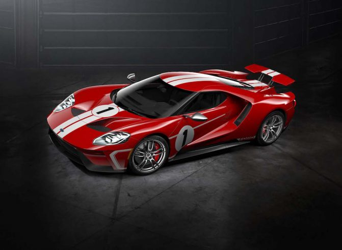 Ford GT Heritage Edition 00001