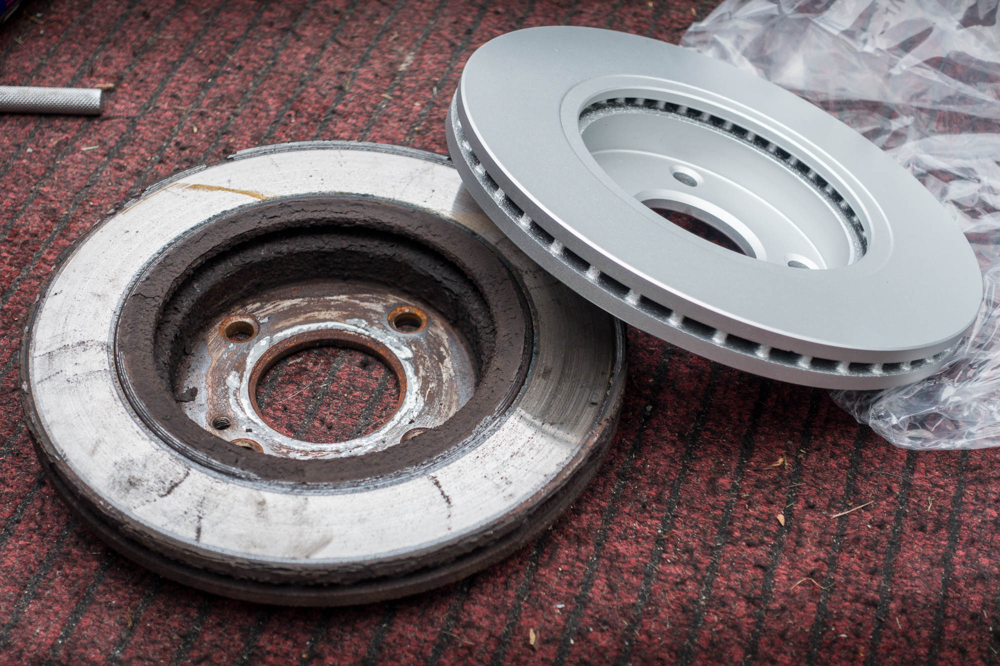 Textar Brake Pads And Discs Review - Premium Quality at a