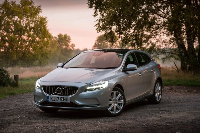 Volvo V40 D3 Automatic Inscription PH 00001