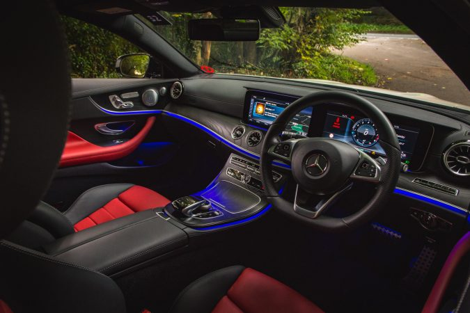 2017 Mercedes Benz E400 4matic Amg Line Coupe Review Motor Verso
