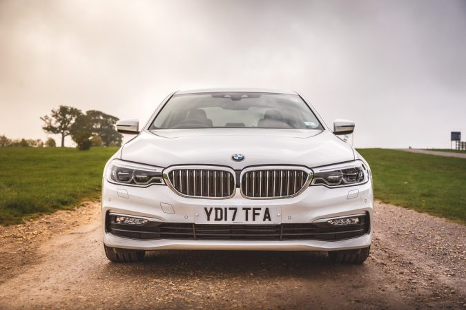 Review: 2017 BMW 520d SE G30 - A Business Car Like No Other