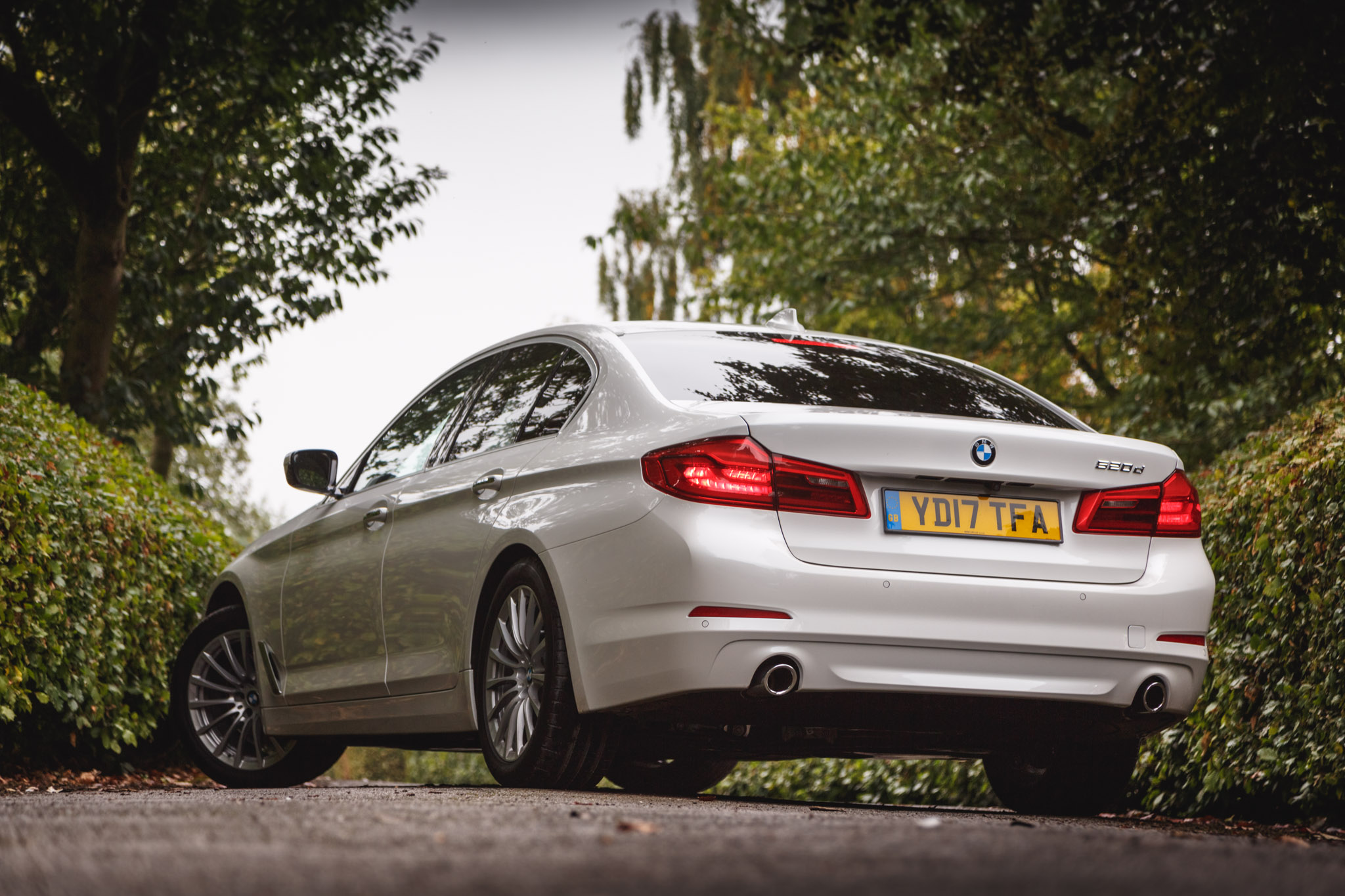 Review 2017 Bmw 520d Se G30 A Business Car Like No Other