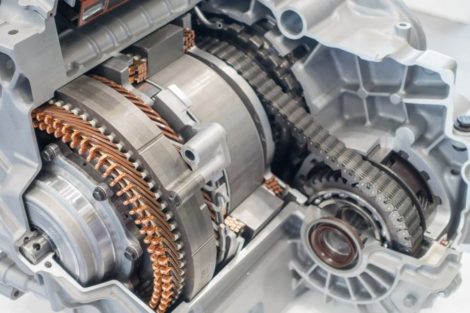 Launch Of Integrated Borgwarner Electric Drive Module
