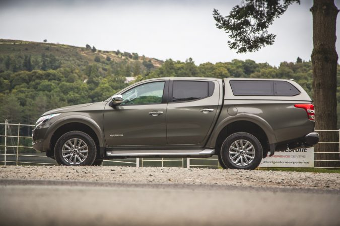 2017 Mitsubishi DI-D L200 Warrior Gallery