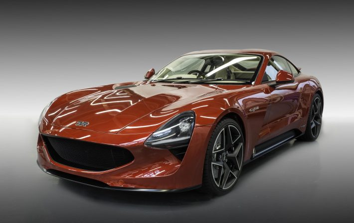 TVR Griffith 1