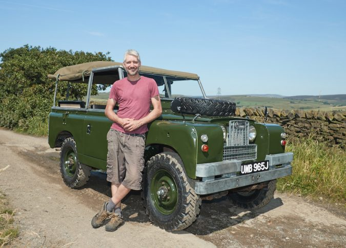 eBay Car Challenge - Land Rover