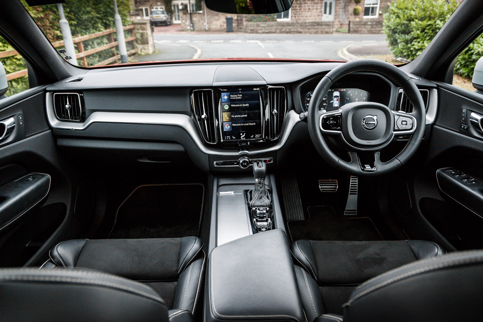 100 Volvo Xc60 Interior 2017 Iab Reader Spots The