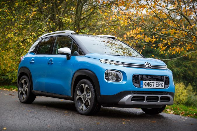 2017 citroen c3 aircross 1 2 puretech reviewed. Black Bedroom Furniture Sets. Home Design Ideas