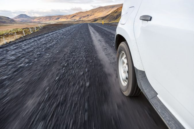 Tires can wear quicker based on the surrounding climate.