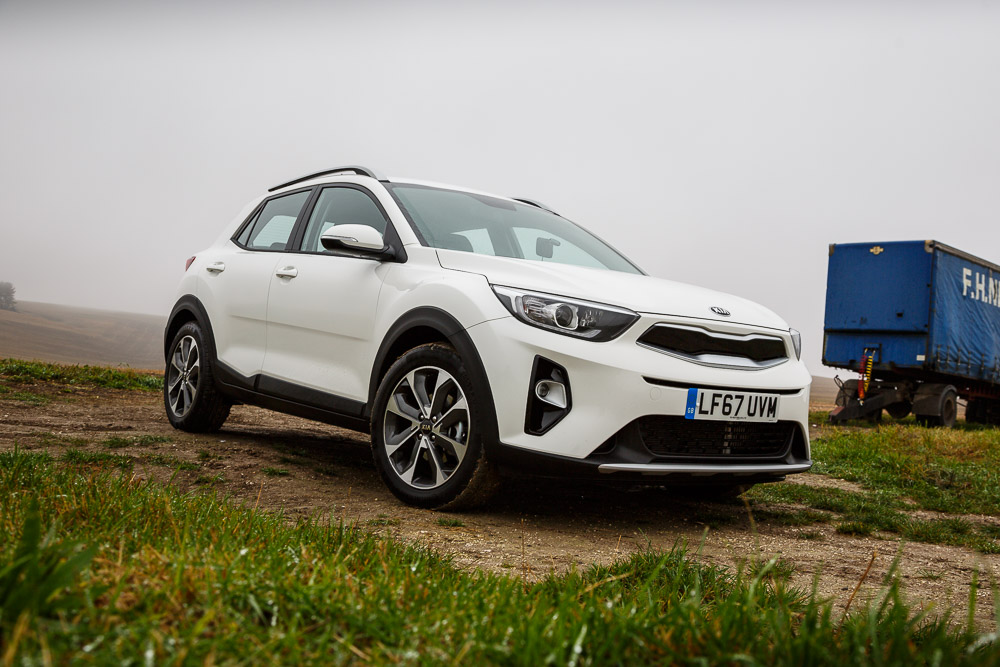 2017 All-New Kia Stonic 1.6 CRDi Crossover Review