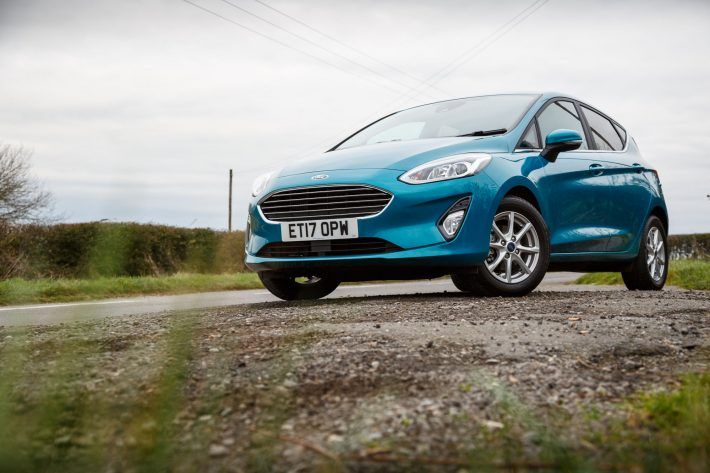 2017 Ford Fiesta Zetec All New 19