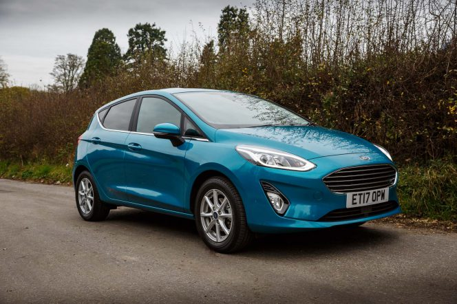 2017 Ford Fiesta Zetec All New 5