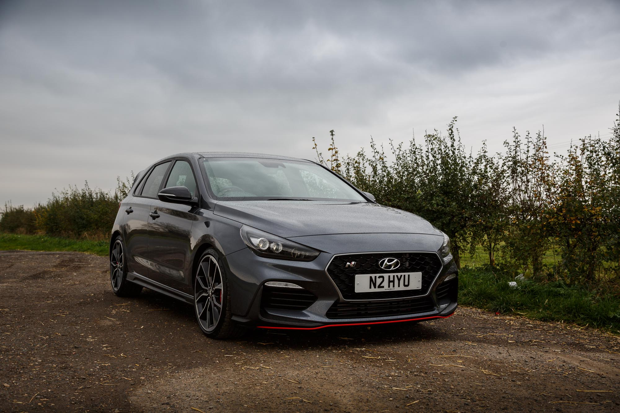 Hyundai I30n >> 2018 Hyundai i30N Performance Review