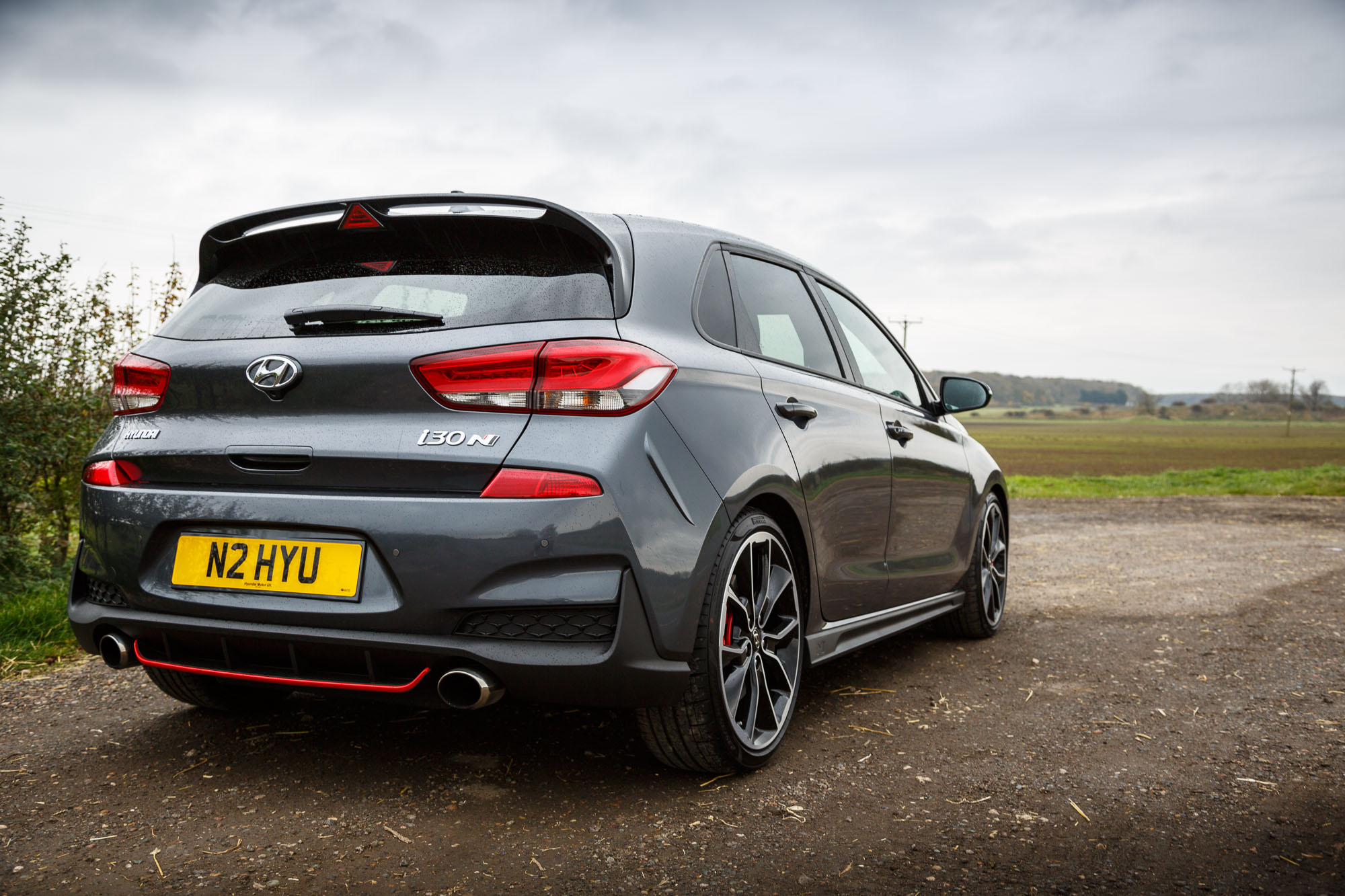 The I30n Is Available In 250 Ps As Default With A Performance Pack Lifting Car To 275