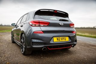 2017 Hyundai i30N Performane 14