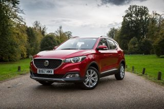 2017 MG ZS Excite 9