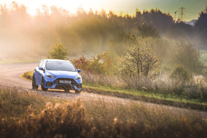 Ford Focus RS 2017 HR 7