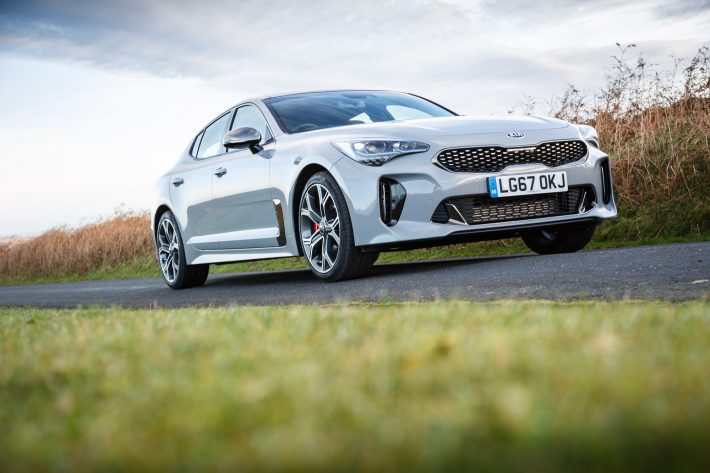 Kia Stinger GT S UK Launch 2017 55