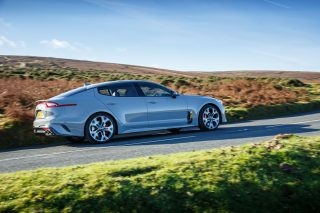 Kia Stinger GT S UK Launch 2017 61