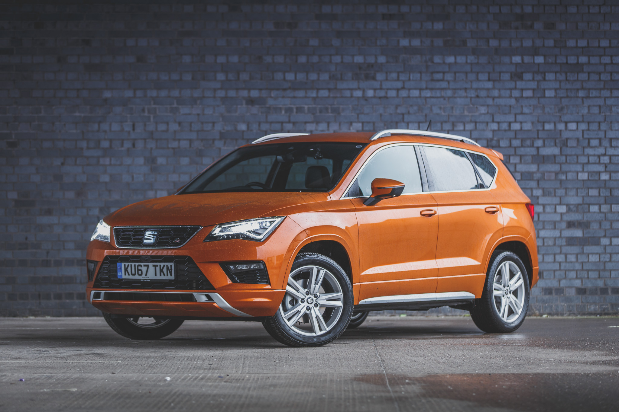 2017 Seat Ateca Fr 2 0 Tsi 4drive Review Worth The Premium