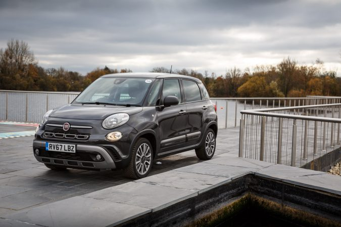 2017 Fiat 500l Cross 1 3 Multijet Dualogic Review