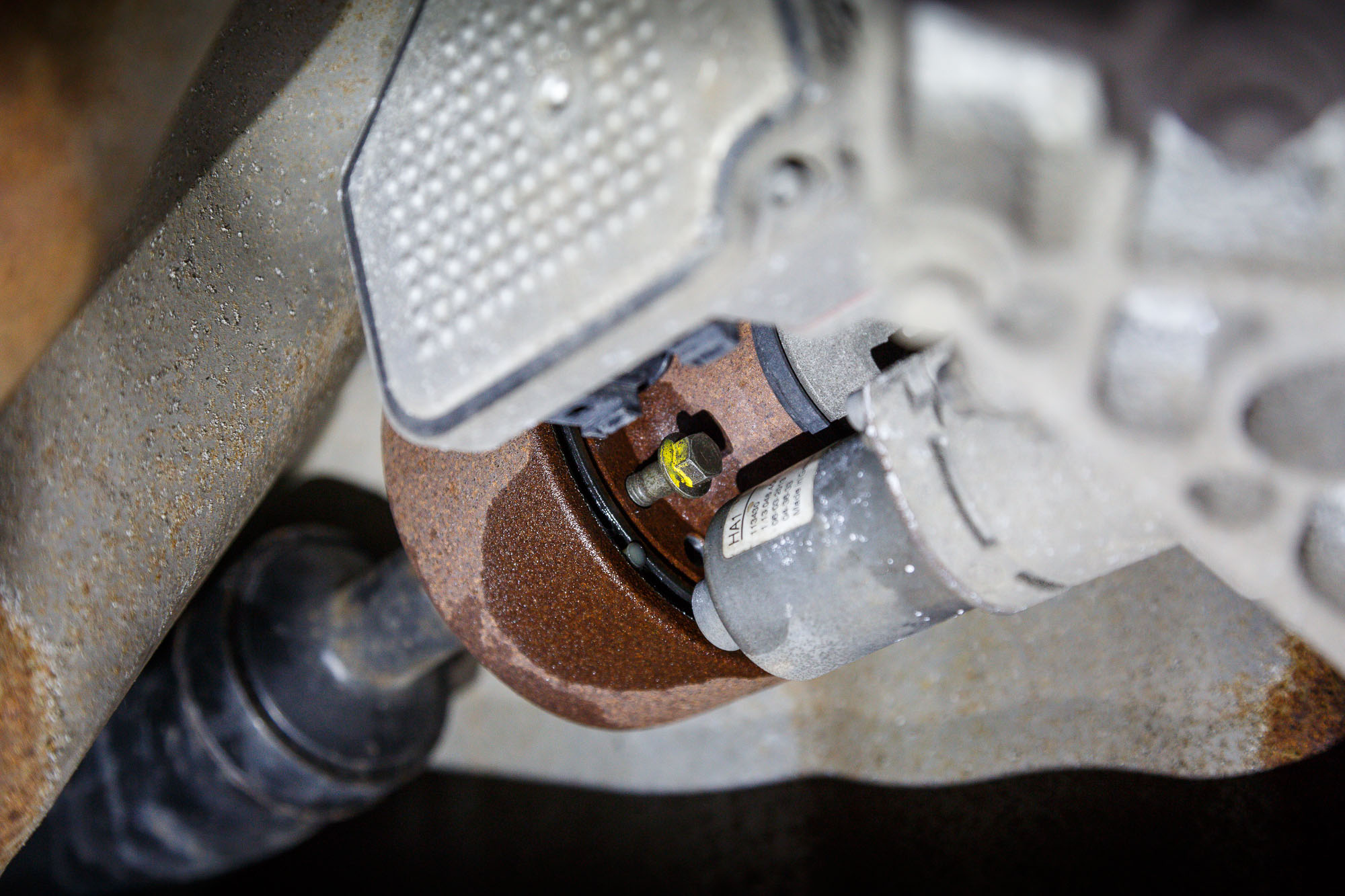 Range Rover Evoque >> Replacing the Prop Shaft on Land Rover Range Rover Evoque