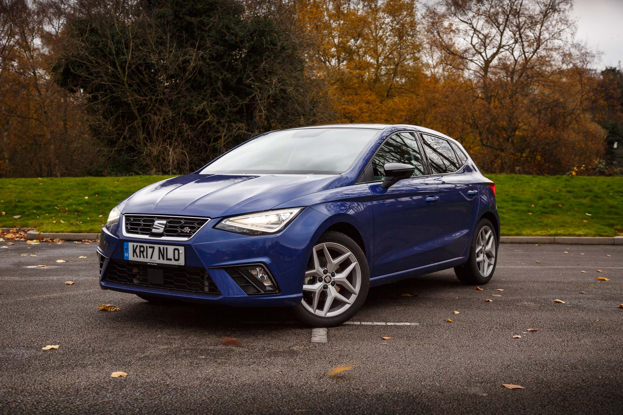 seat ibiza fr review 2017 price 16 630 1 0 litre 60 1 mpg