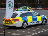 Skoda Superb Estate Police 11 1