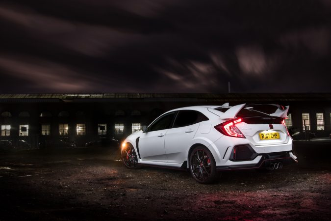 New Honda Civic Type R FK8