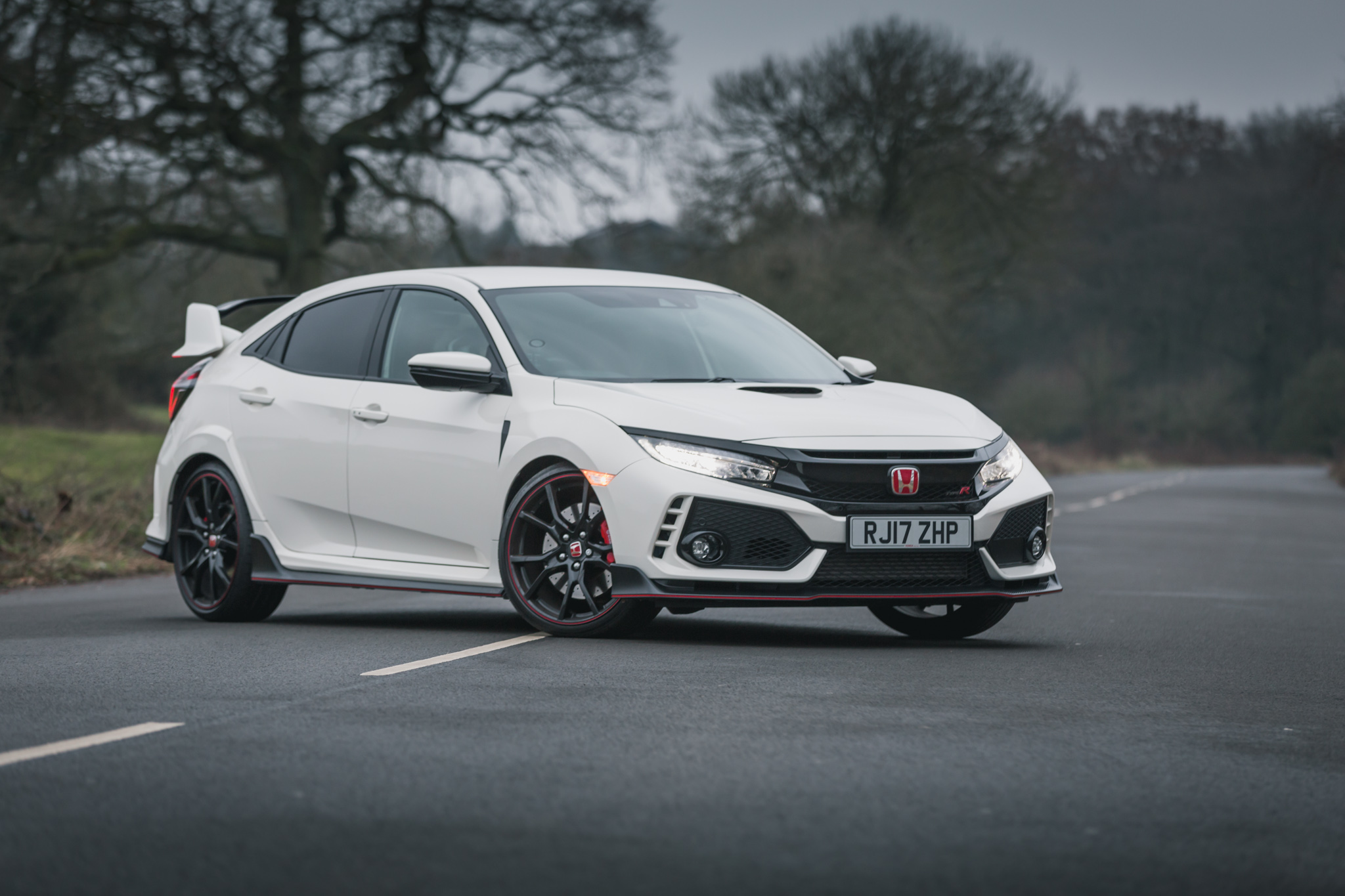 Honda Civic Type R Fk8 Review 2018 0 60mph In 5 8 Secs