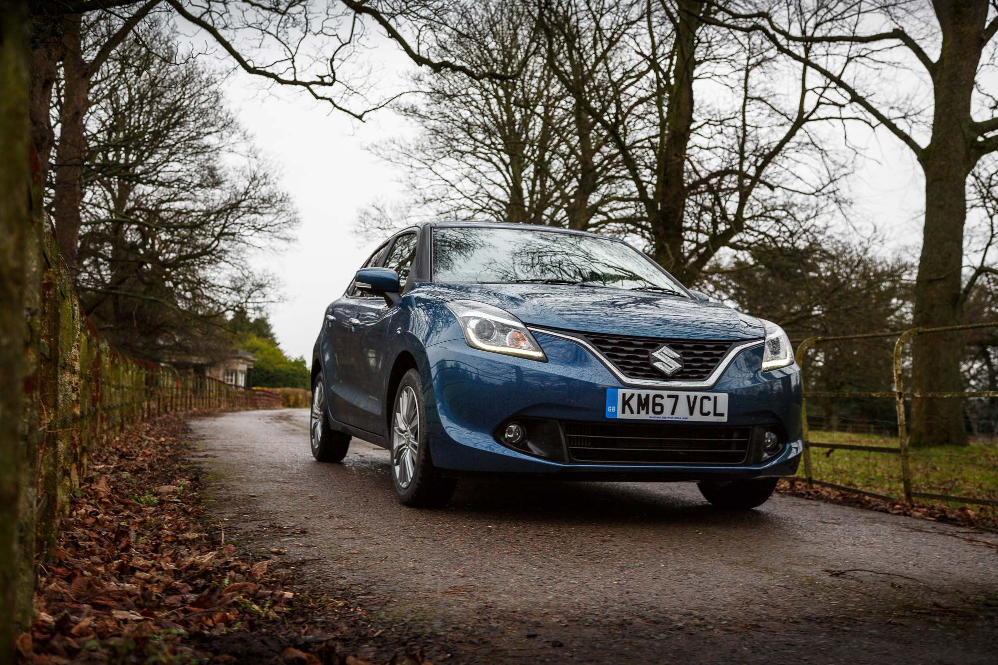 Suzuki Baleno SZ5 Review (Bubbly Yet Economical Turbocharged Inline-3)