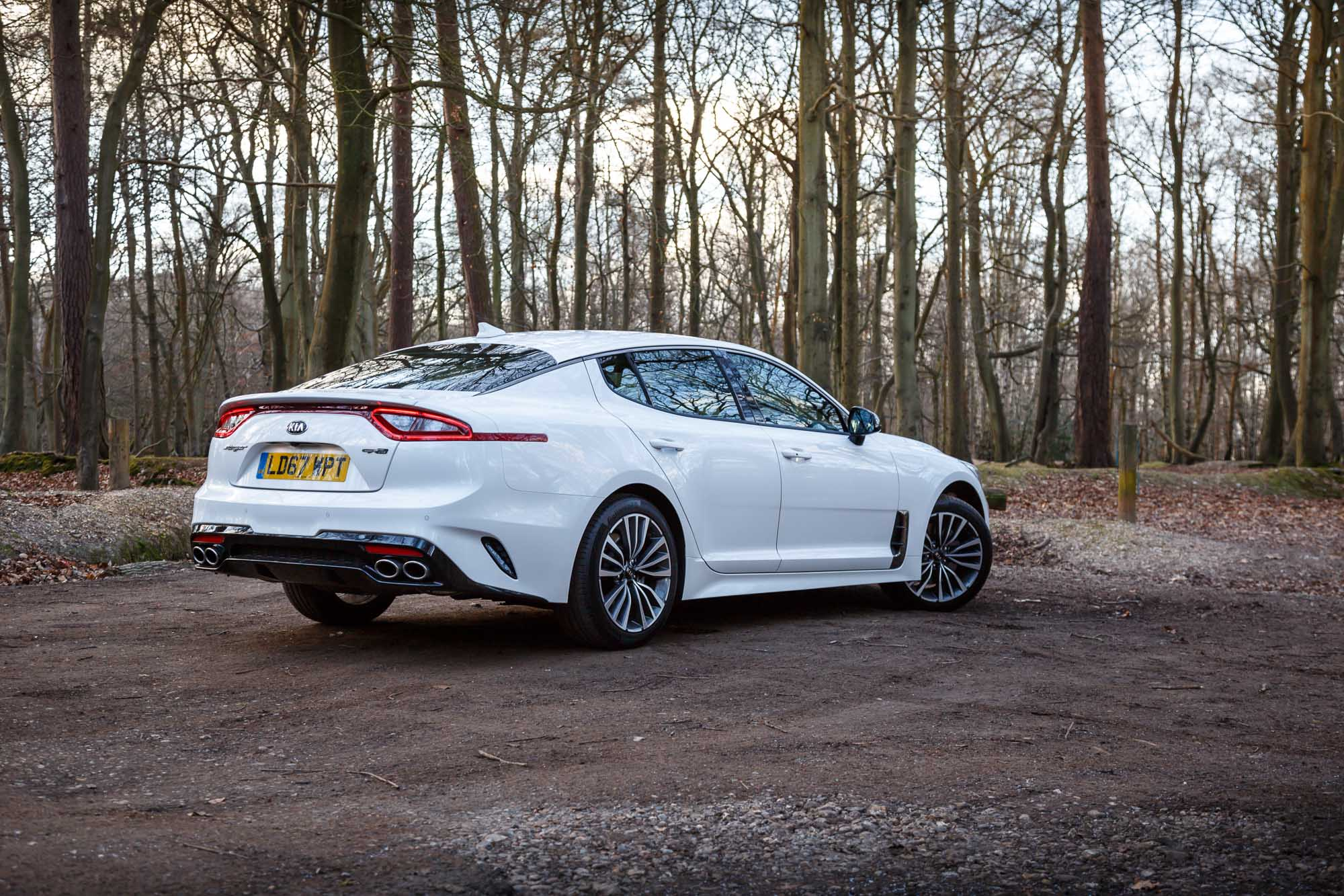 2018 kia stinger gt-line 2.0-litre review (this model a steal at