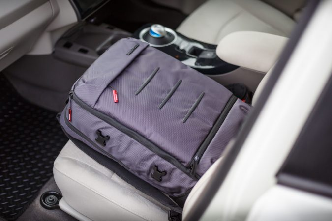 Manfrotto Manhattan Camera Backpack Mover-50 Review