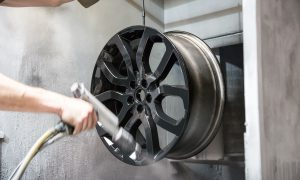 Midland Alloy Wheel Refurbishment 0100