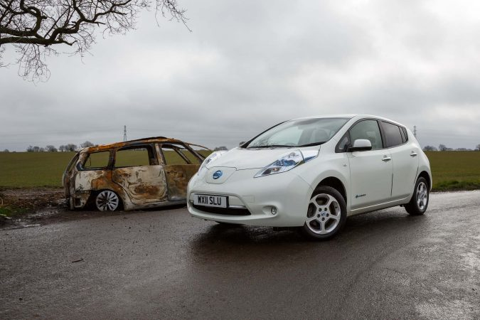 Nissan Leaf 2011 Feb 2018 0039