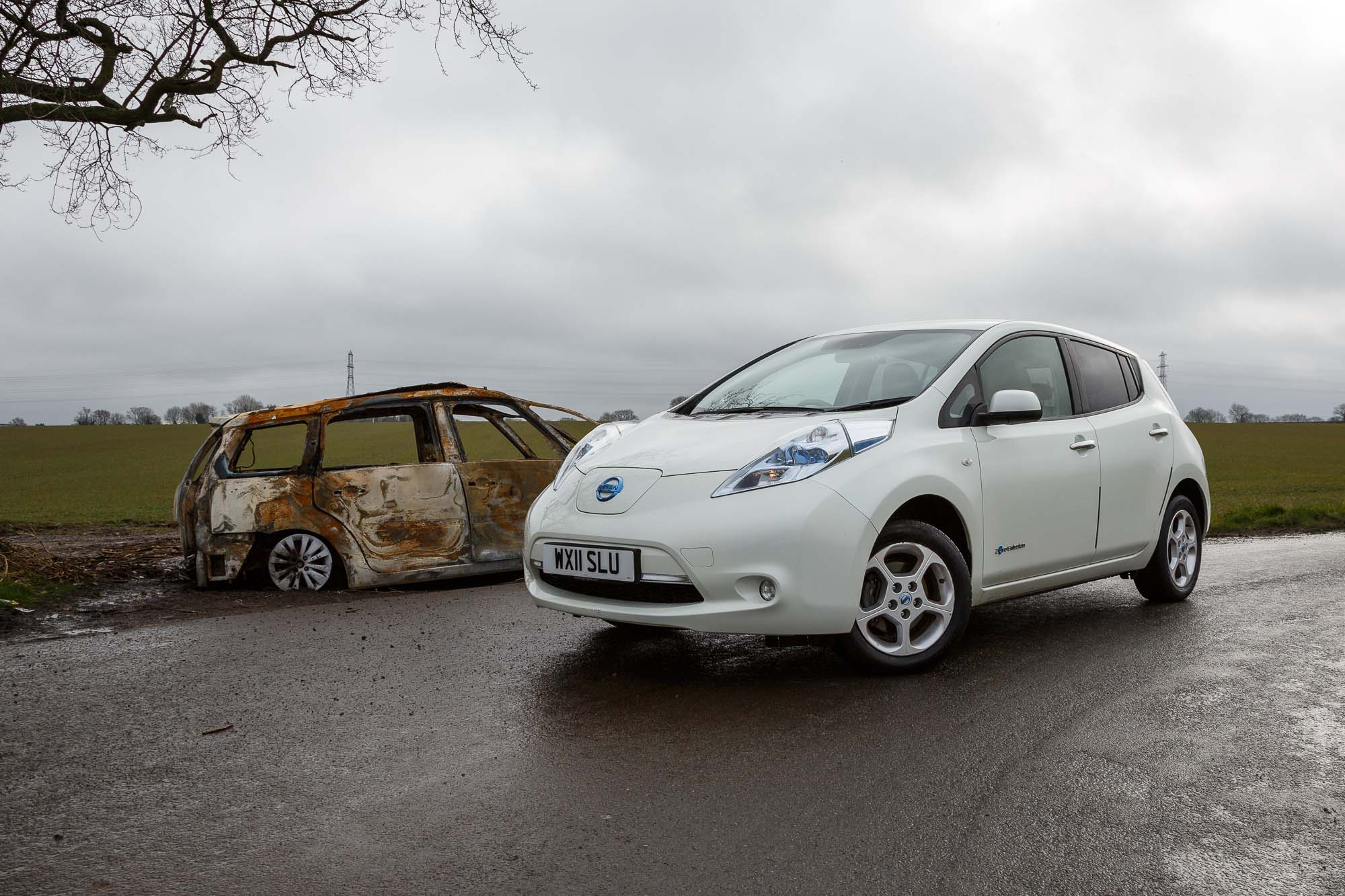 Nissan Leaf - Living With a Second Hand Electric Car