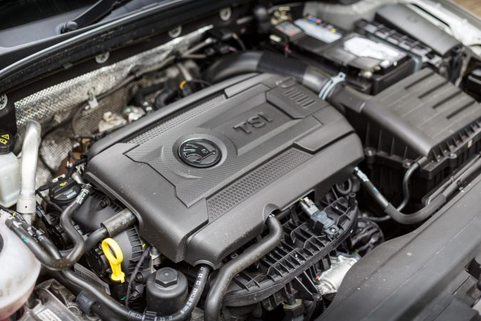 Skoda Octavia vRS 245 - 2.0 litre engine 245PS