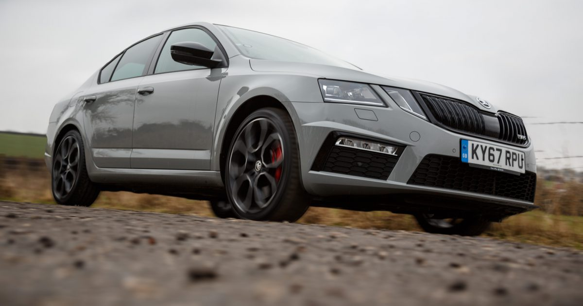 Skoda Octavia Vrs 245 Review 2018 30 975 As Tested