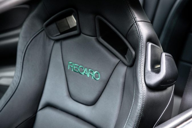 Ford Mustang Bullitt UK Recaro Seats