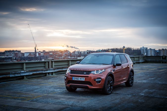Land Rover Discovery Sport HSE Dynamic Lux PH 17