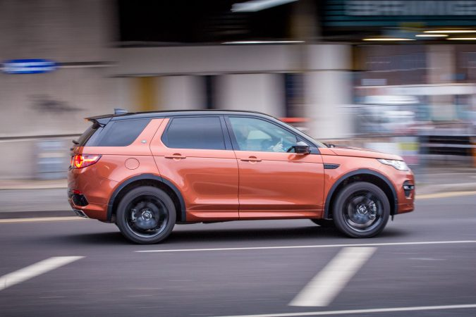 Land Rover Discovery Sport HSE Dynamic Lux RJ 2