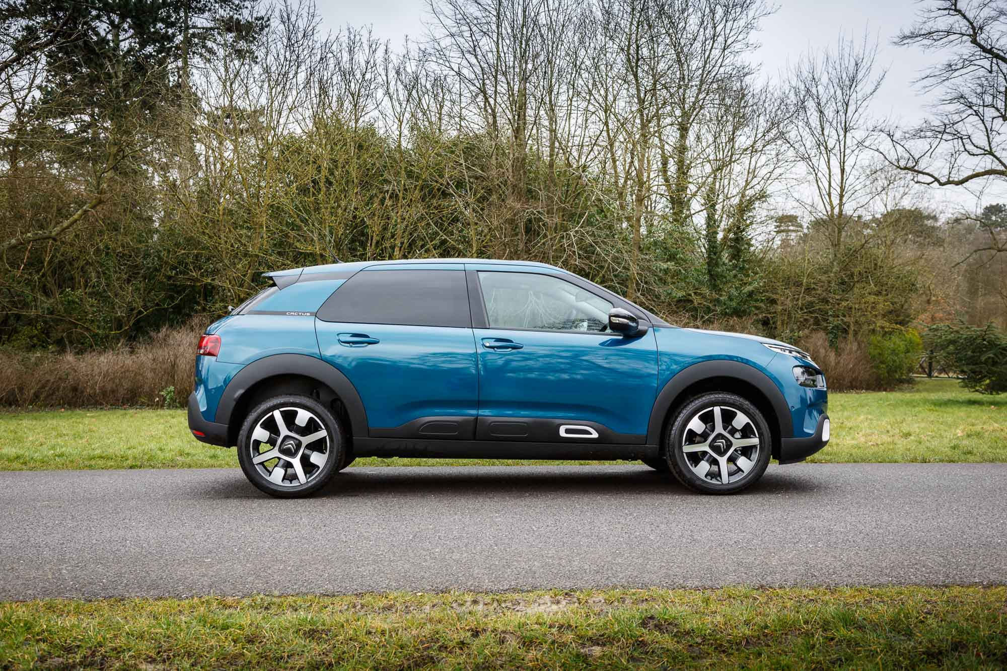 2018 new citroen c4 cactus flair bluehdi 100 review. Black Bedroom Furniture Sets. Home Design Ideas