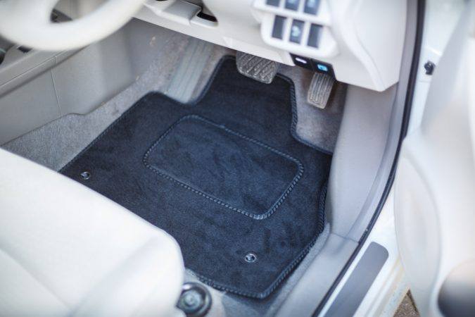 Nissan Leaf Car Matts 0010