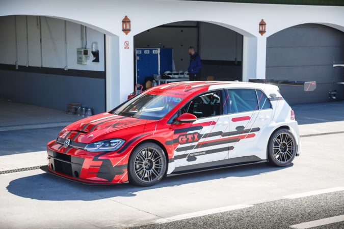 Volkswagen Golf Gti Tcr Race Car Experience