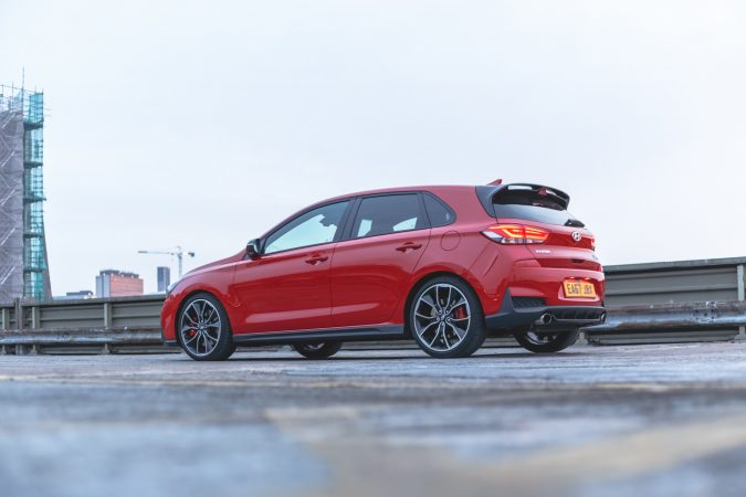 Hyundai i30N Performance 2018 HR 2