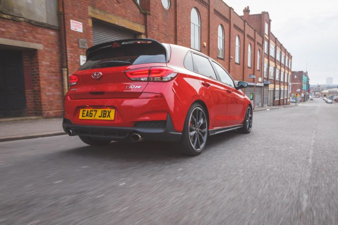 Hyundai i30N Performance 2018 HR 9